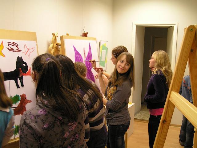 Kunstiosakonda sisseastunud laste pühitsemine - PB100342.JPG