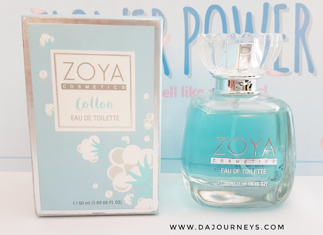 Eau De Toilette from Zoya Cosmetics