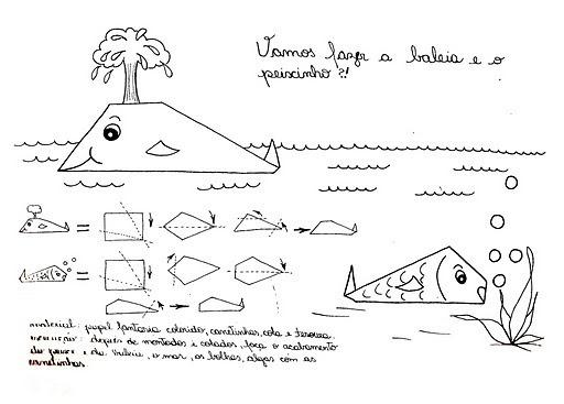 baleia - peixe