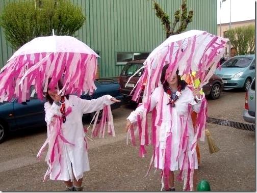disfraz de medusa el animal (4)
