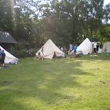 Zeltlager in Hellefeld 18. - 27.07.2007