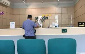 Cara Setor Uang di Bank Syariah Mandiri