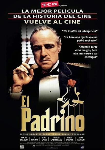 El Padrino, cartel