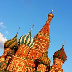 Rusland 2014 - Moscow