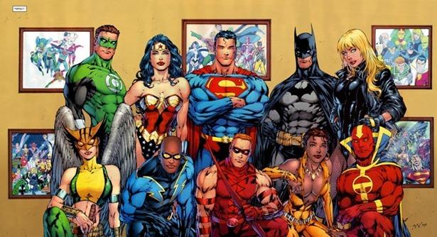 Sejarah-Justice-League-of-America