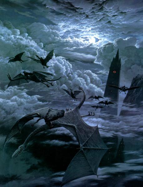Nazguls, Evil Creatures 2