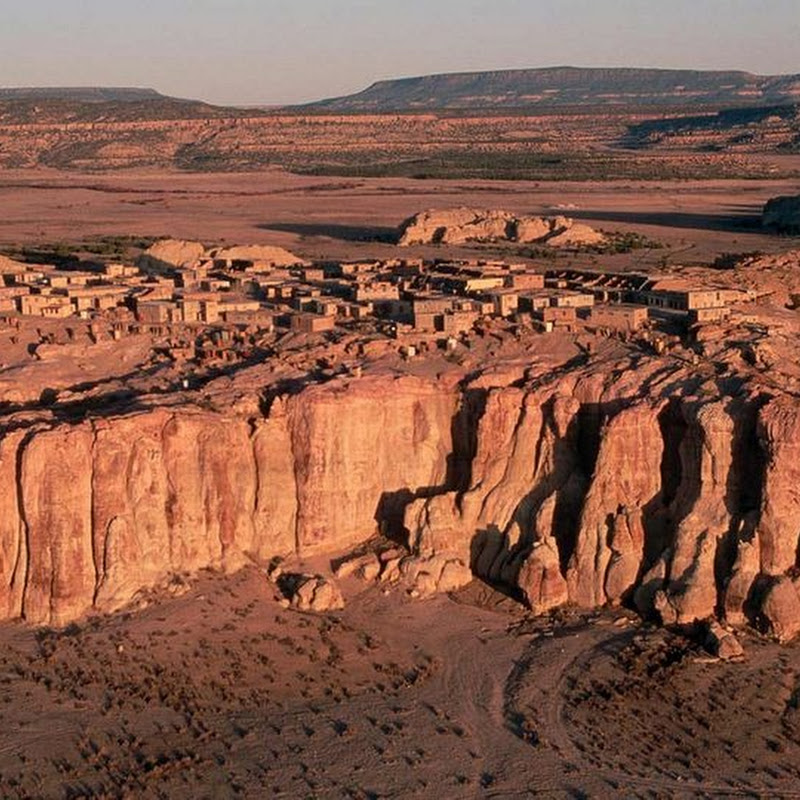 Acoma Pueblo: The Oldest Continuously Inhabited Settlement in The United States