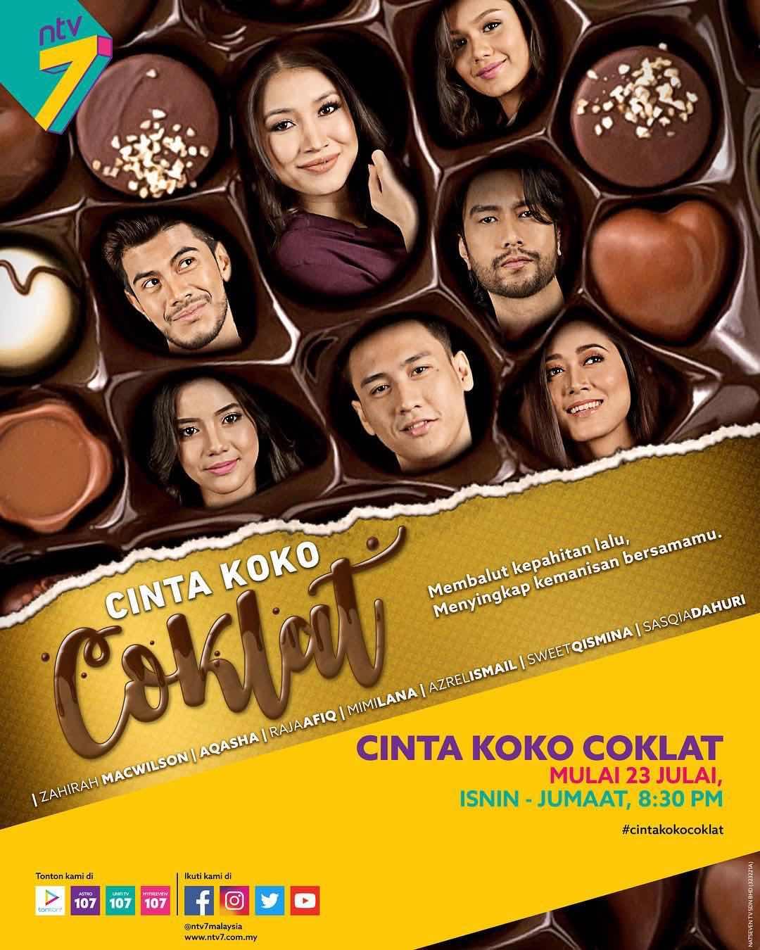 %255BUNSET%255D - Sinopsis Drama Cinta Koko Coklat (slot Glamadrama NTV7)