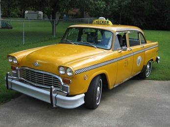Checker 1963 A11