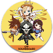 Soundboard for Overwatch