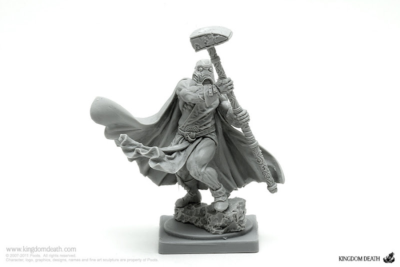 kingdom death monster forge priest