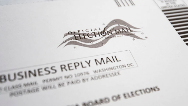 Kentucky Postal Worker Terminated, May Face Federal Charges After Allegedly Tossing Dozens Of Ballots