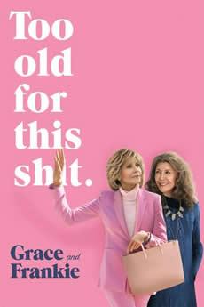 Baixar Série Grace and Frankie 5ª Temporada Torrent Grátis