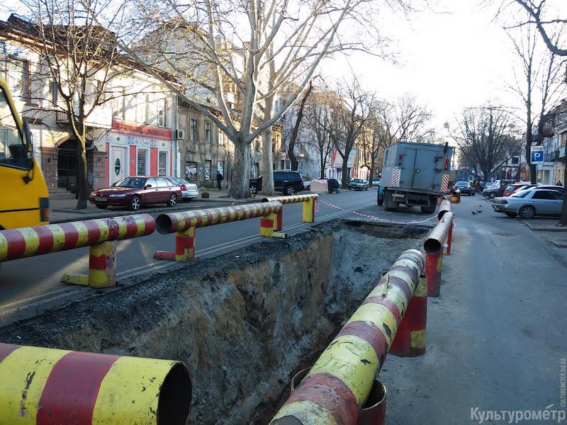 20151207_144424 Хаос в центре Одессы