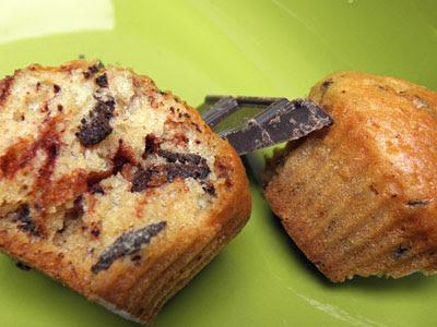 jasne muffiny czekoladowe