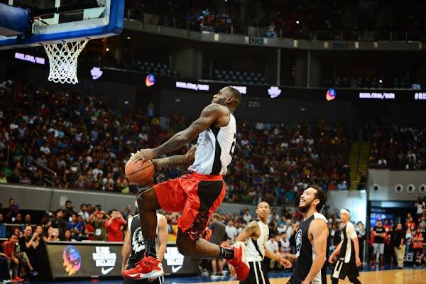 LeBron James Special Kicks From His Trip to Manila