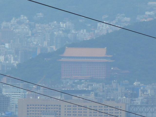 Le grand hôtel de Taipei