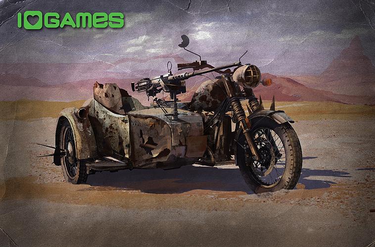 Новая настольная игра от IGames