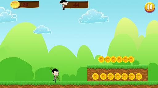 Mr Pean Adventure Run 1.1.2 screenshots 2