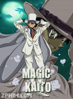 Siêu Trộm Kid - Magic Kaito (2010) Poster