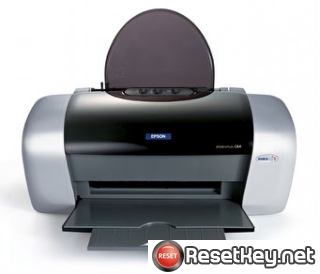 Resetting Epson C84 printer Waste Ink Counter