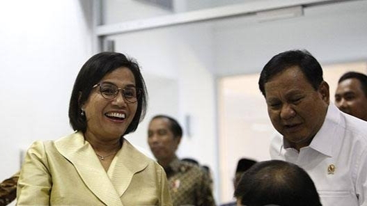 Dana Kemhan Mengalir ke Rekening Pribadi, Prabowo-Sri Mulyani Diminta Duduk Bareng.