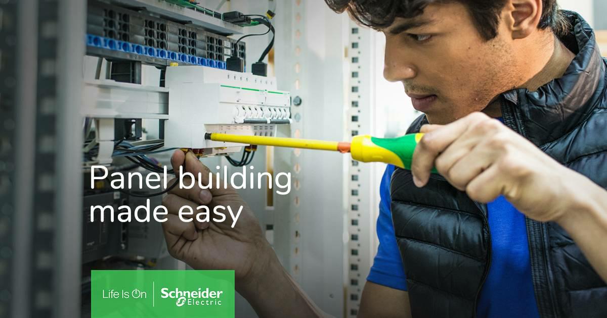 Easy Series ช่วยให้งานประกอบตู้ไฟ เป็นเรื่องง่ายสมชื่อ