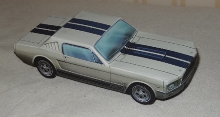 1964 Ford Mustang MK 1