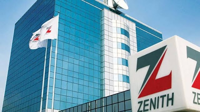 Zenith Bank's Profit Before Tax Rises By 3% To N58.7 Billion In Q1 2020