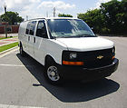 2010 Chevrolet G3500 Express Van-extended, 4.8L, V8 with 6 speed HD w/Over Drive