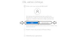 Como resgatar a licença do Office 365