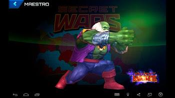 Maestro - Guerras Secretas: Futuro Imperfeito