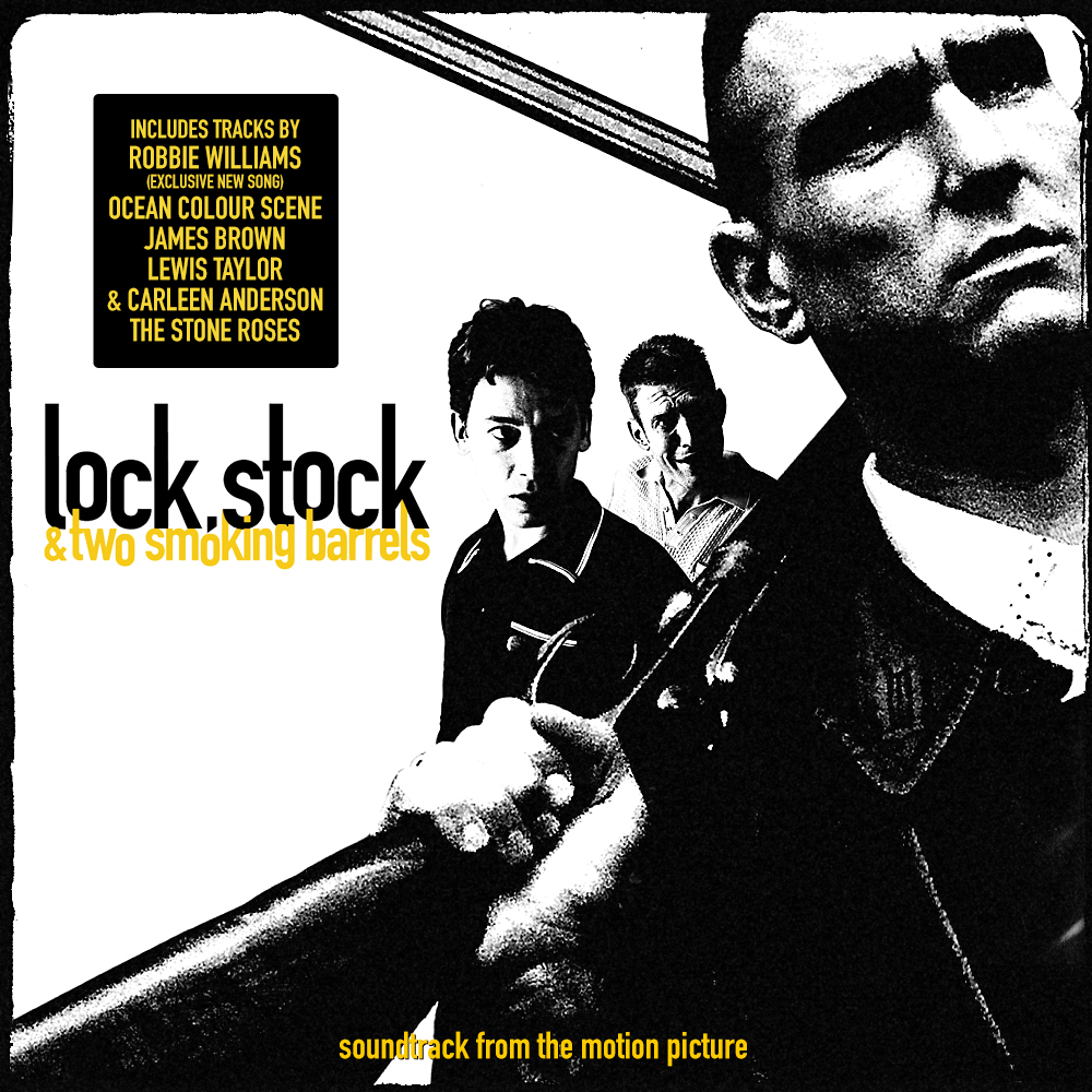 Album Artist: Various Artists / Album Title: Lock, Stock & Two Smoking Barrels (Soundtrack from the Motion Picture)
