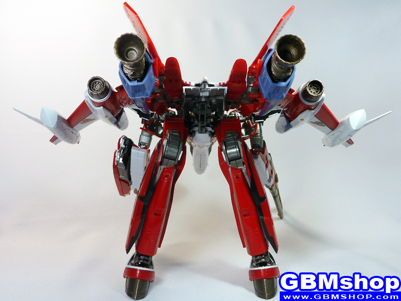 Macross Frontier YF-29 Super Durandal GERWALK Mode