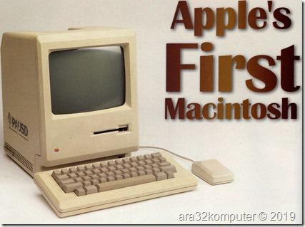 mac pertama