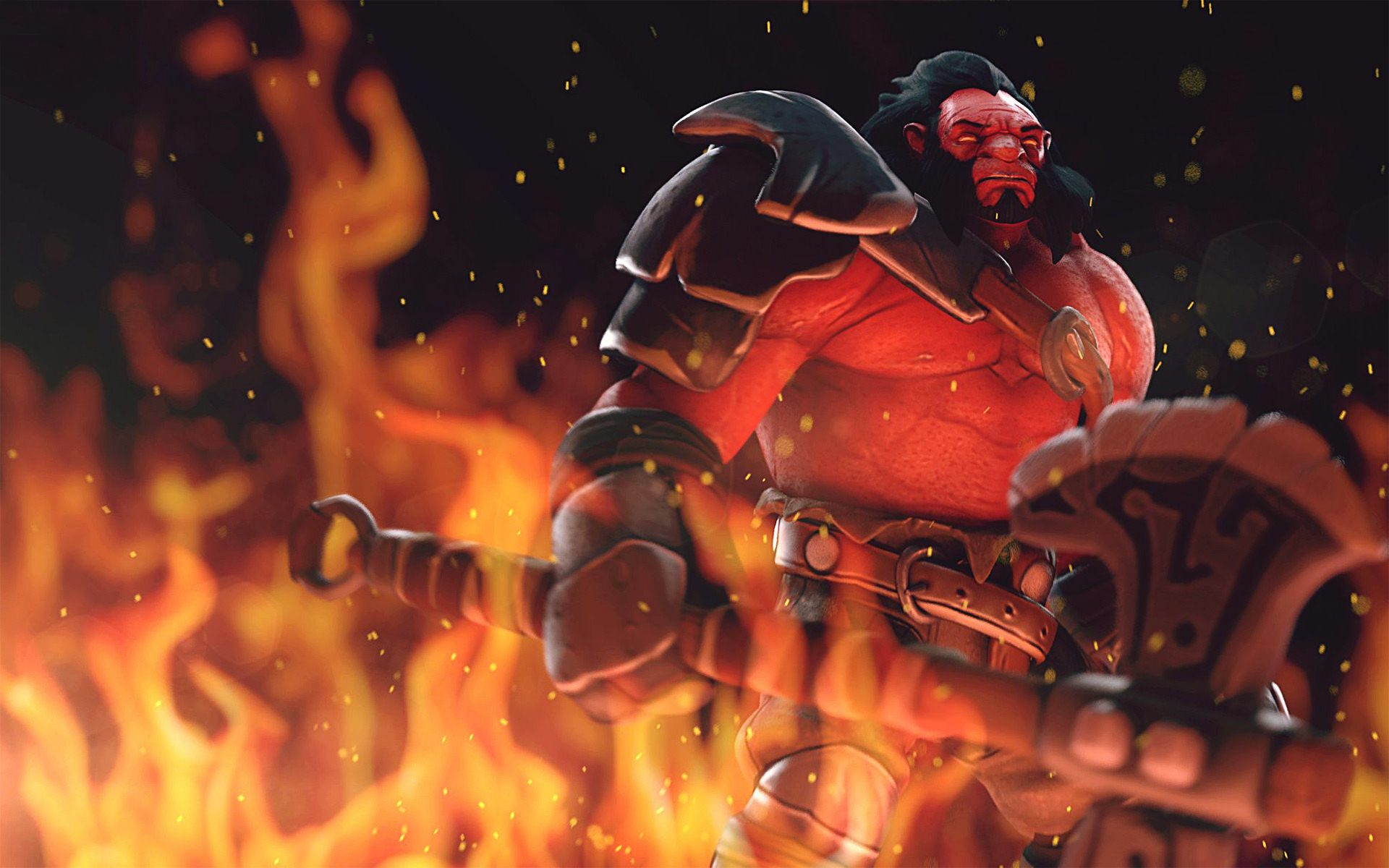 axe wallpapers dota 2 hd wallpapers 8 graphictofu