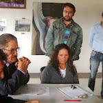 Jurado Biblian_Luis Maldonado, Luis Carpio, Participante, Napoleon Cabrera, Asistente turismo_2013 04 10.JPG