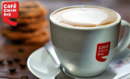 Trick to Get Free Cafe Coffee Day Cappuccino Voucher Using Google Allo App