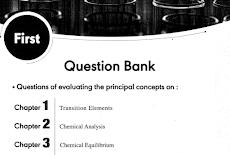 بنك الاسئلة والامتحانات للمعاصر فى الكيمياء لغات ثانوية عامة 2021