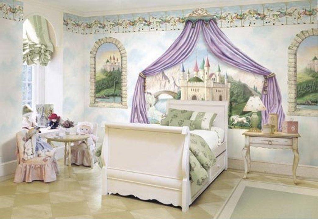 Quarto de Princesa Casa Design