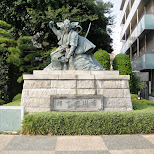 in Asakusa, Tokyo, Japan