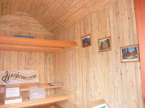 Photo: Inside a Sing Tiny Home