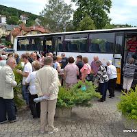 Zájezd seniorů do Luhačovic