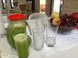 loucasporshampoo Detox excessos de fim de ano suco verde