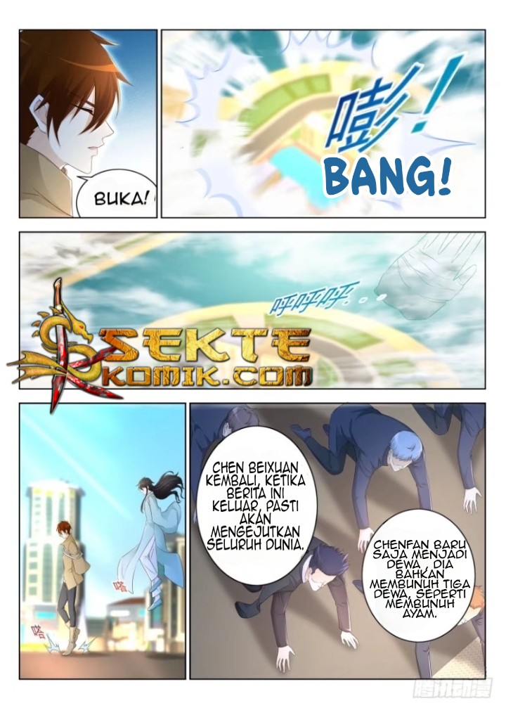 Rebirth Of The Urban Immortal Cultivator: Chapter 287 - Page 8