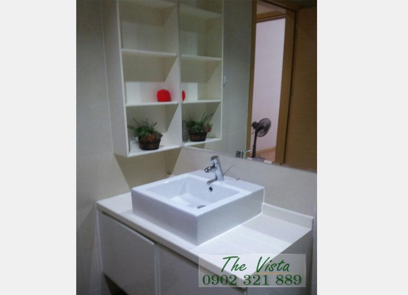 The Vista Quận 2 - WC trong căn hộ
