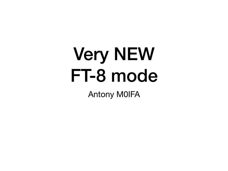 FT 8 001