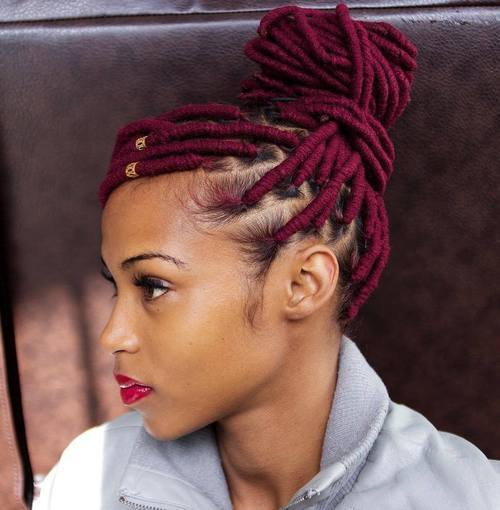 The Trendy Bun Hairstyles For Casual And Formal In Current Year 2017 12