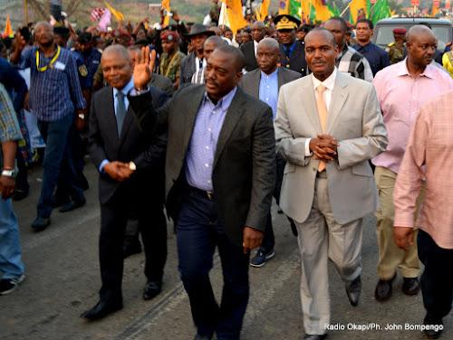 Kongo-Central : Joseph Kabila inaugure le nouveau bâtiment administratif du gouvernement provincial