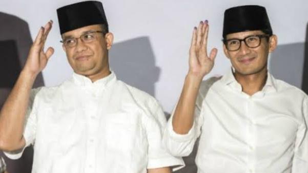 Isu Duet Anies-Sandi di Pemilu 2024 Bermunculan, Partai Gerindra Mulai Risih